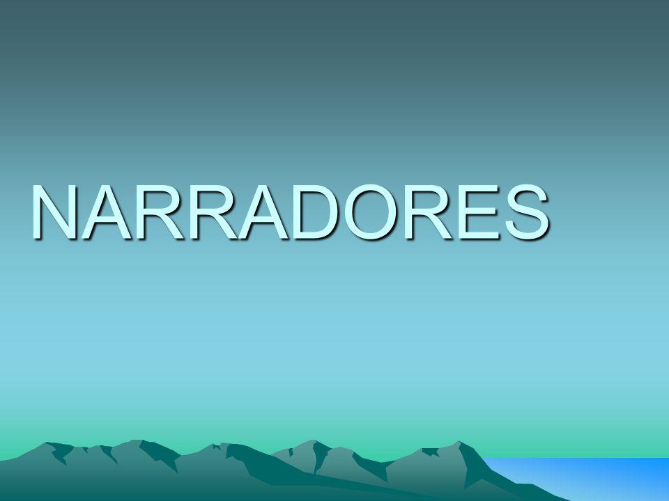 NARRADORES