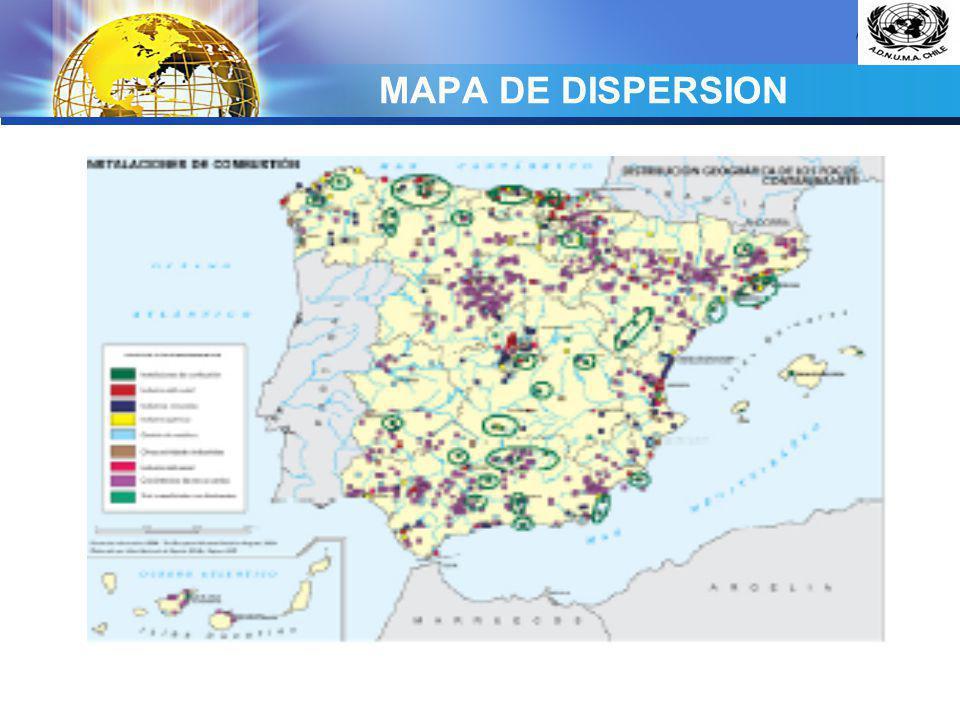 LOGO MAPA DE DISPERSION