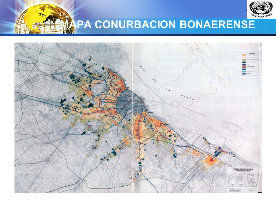 LOGO MAPA CONURBACION BONAERENSE