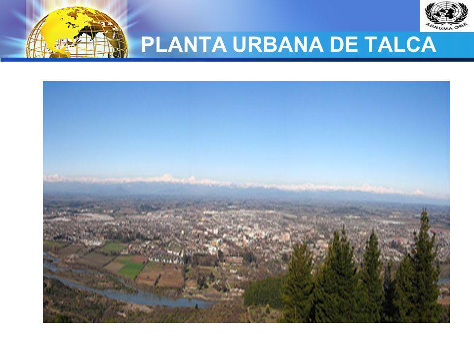 LOGO PLANTA URBANA DE TALCA