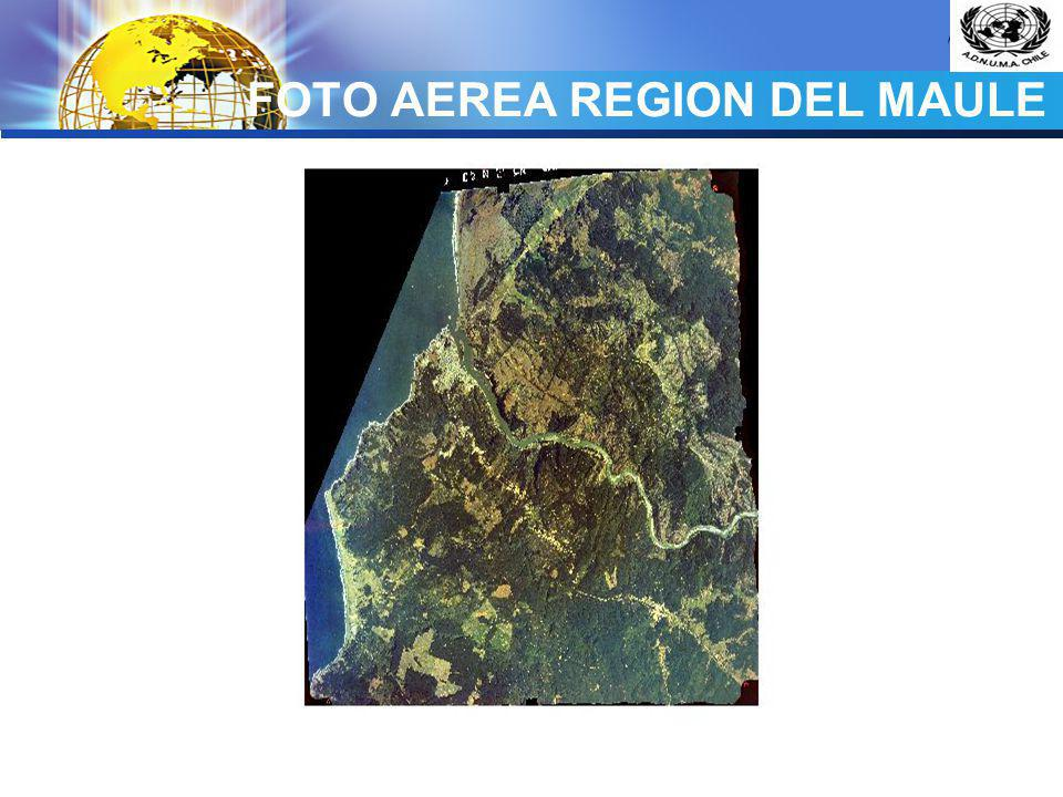 LOGO FOTO AEREA REGION DEL MAULE