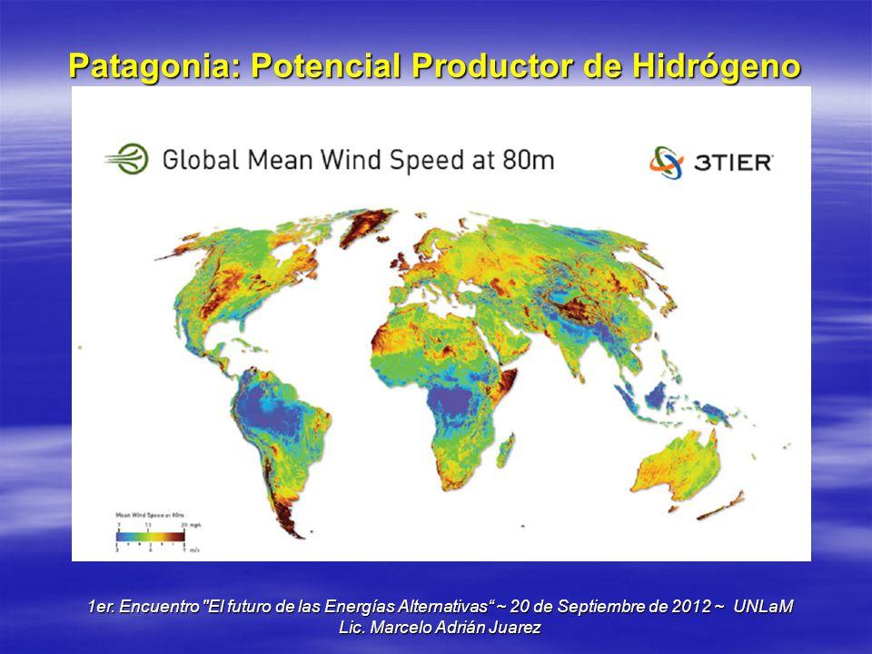 Patagonia: Potencial Productor de Hidrógeno 1er. Encuentro