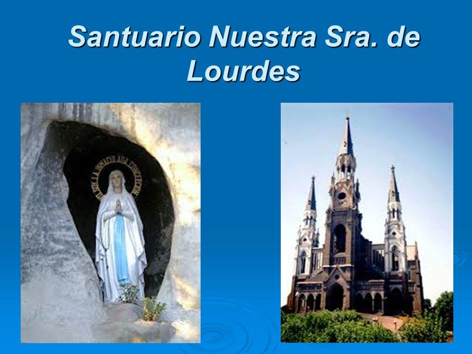 Santuario Nuestra Sra. de Lourdes
