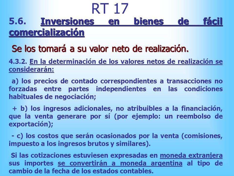 3. Normas de Valuación y Exposición 3.1 Valuación Los depósitos a plazo fijo se valúan al capital impuesto más los intereses devengados desde la fecha