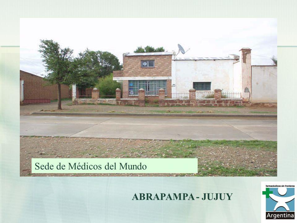 Sede de Médicos del Mundo