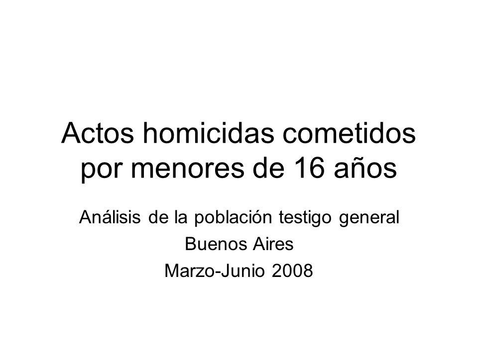 Primeros resultados Cantidad de actores y víctimas Sobre un total de 81 relatos 146 actores en total 107 víctimas en total