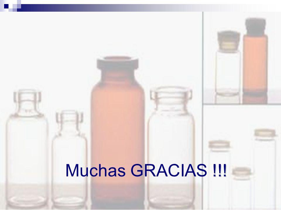 !!! Muchas GRACIAS !!!