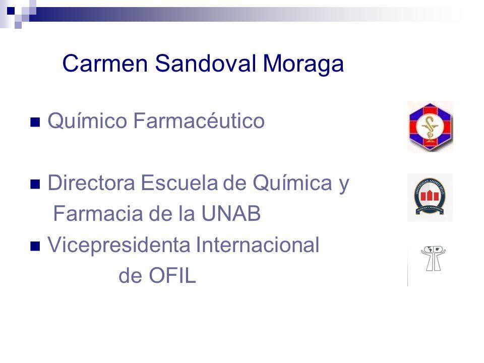 Santiago Concepción Valdivia Valparaíso Iquique Antofagasta Acreditación de Carreras de Química y Farmacia Promover y asegurar la calidad mediante el establecimiento de sistemas de acreditación.