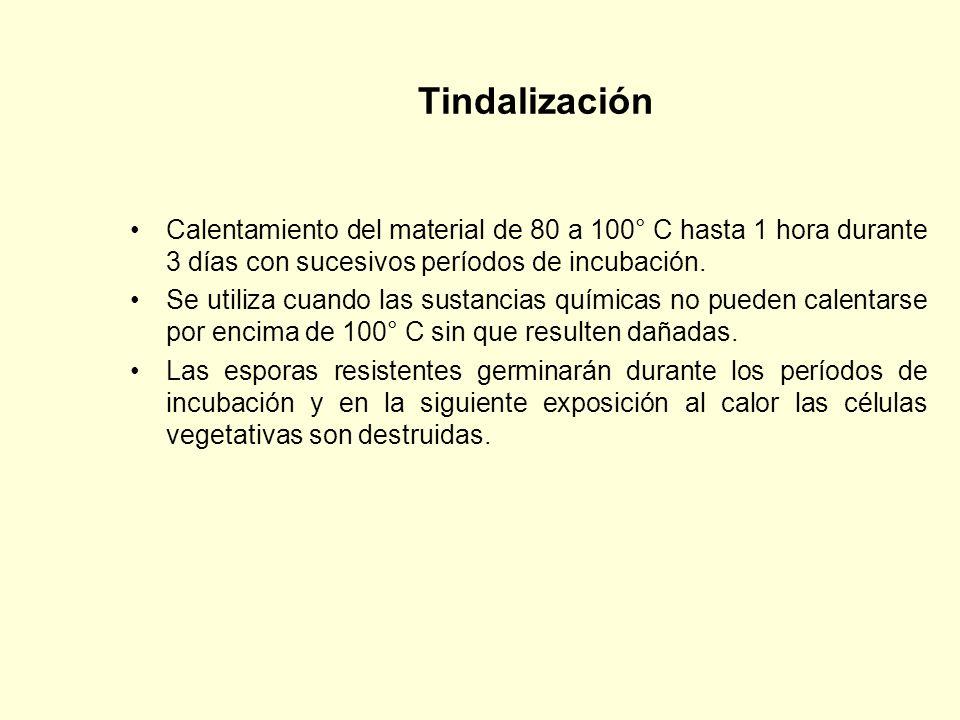 Tipos de pasteurización: - BAJA: 62 - 68ºC 30 minutos Proceso discontinuo, volúmenes pequeños, envasados. - ALTA o H.T.S.T. (high temperature, short t