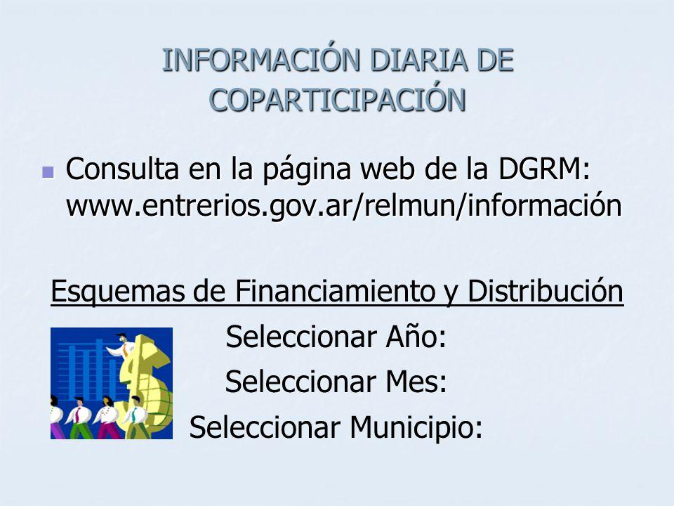 COMUNICACIÓN Pag.Web DGRM - Boletín Informativo Anual – Consolidado – Pag.