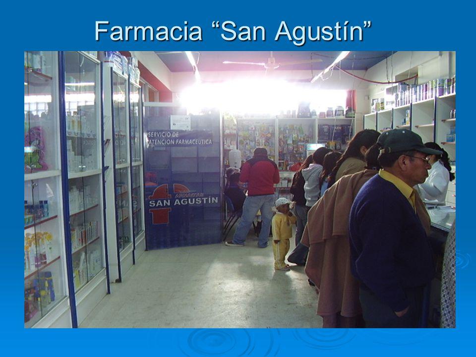 Farmacia San Agustín