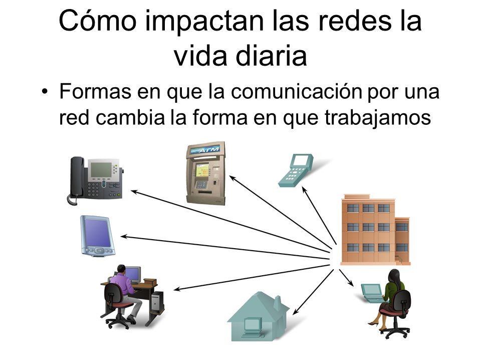 Función del protocolo en la comunicación de redes La importancia de los protocolos y cómo se usan para facilitar la comunicación sobre las redes de datos –Un protocolo es un conjunto de reglas predeterminadas