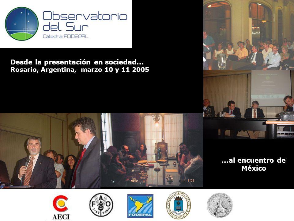 SEGUNDA ACTA ACUERDO COMPROMISO DE TRABAJO 2006-2007 Objetivo 4.