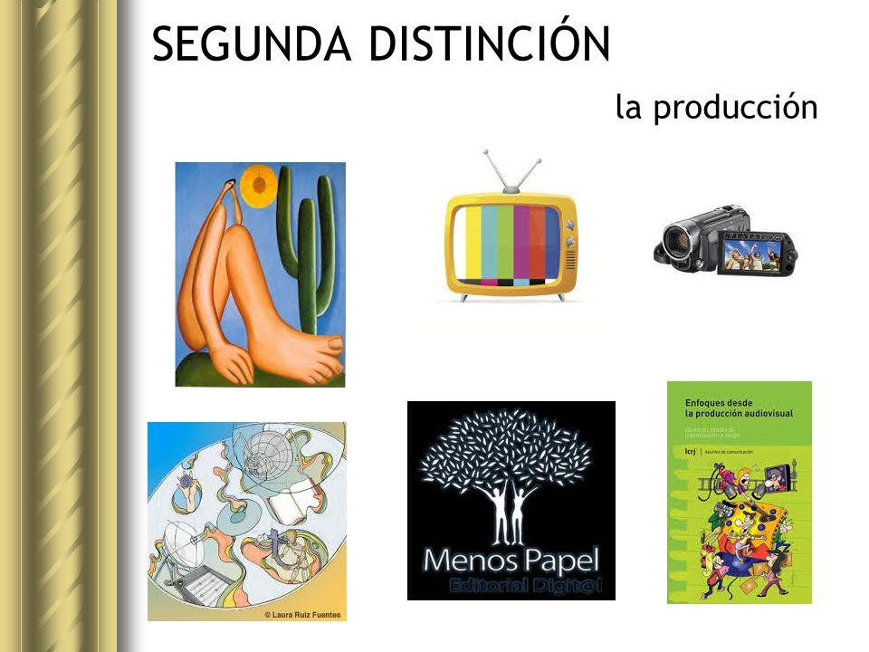 Comercial Familiar En serie Artística Muestra promocional Campañas de concientización Humorística Editorial Etc., etc, etc.