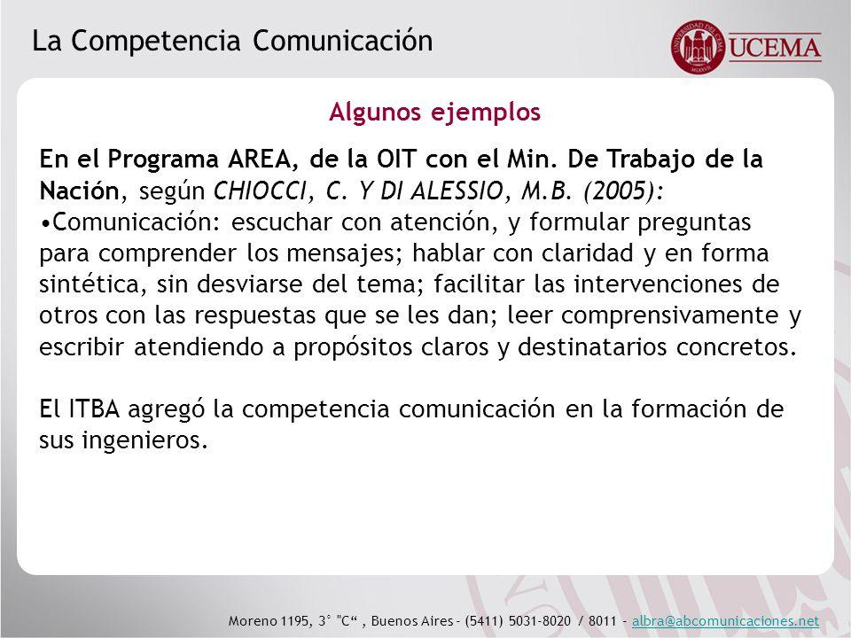 Moreno 1195, 3° C, Buenos Aires - (5411) 5031-8020 / 8011 - albra@abcomunicaciones.netalbra@abcomunicaciones.net CI como proceso transversal en la organización La CI puede tener un referente o dueño, pero no puede realizarse sin el compromiso de todas las áreas de la empresa.