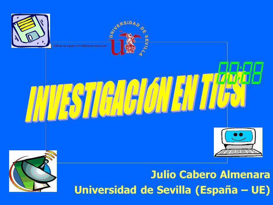Julio Cabero Almenara Universidad de Sevilla (España – UE)