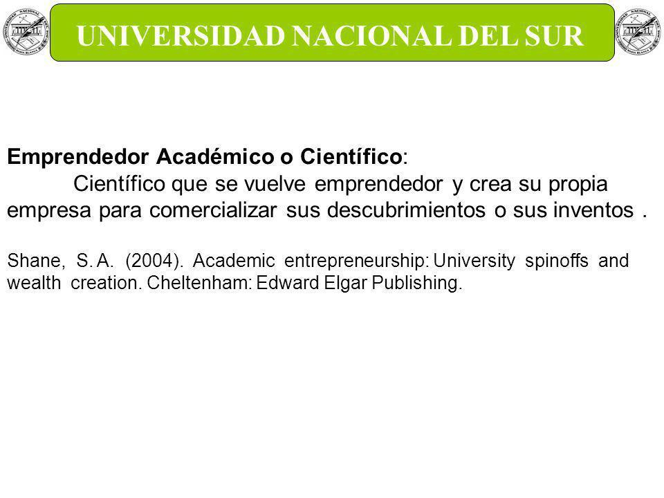 GTEC UNS Gestión de la tecnología y la Innovación UNIVERSIDAD NACIONAL DEL SUR Jorge Raúl Pedrueza Octubre 2012 E-mail: jorge.pedrueza@speedy.com.ar