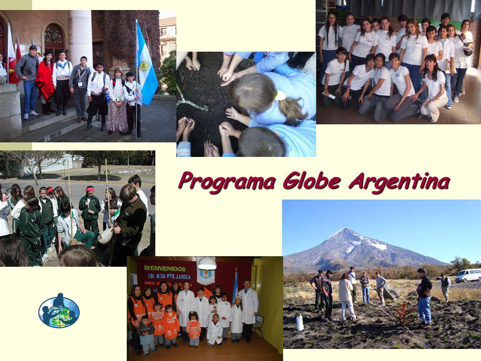 Programa Globe Argentina