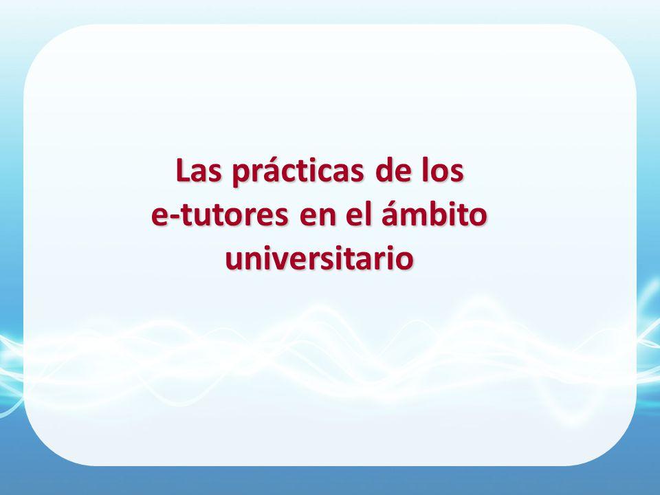 Resultados del Proyecto de investigación AECI (A/010732/07): Experimentación de un modelo de cooperación Iberoamericana soportada por TIC para la innovación universitaria Facultad de Estudios a Distancia y Educación Virtual (FEDEV) I Universidad de Belgrano
