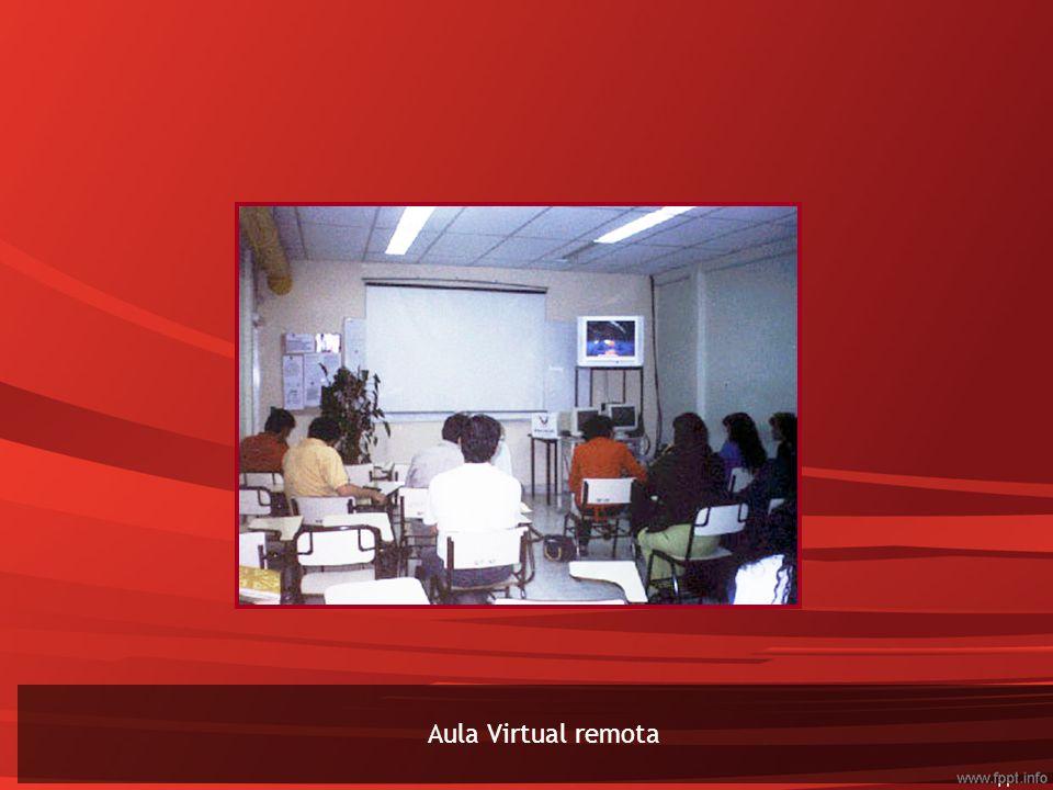 Aula Virtual remota