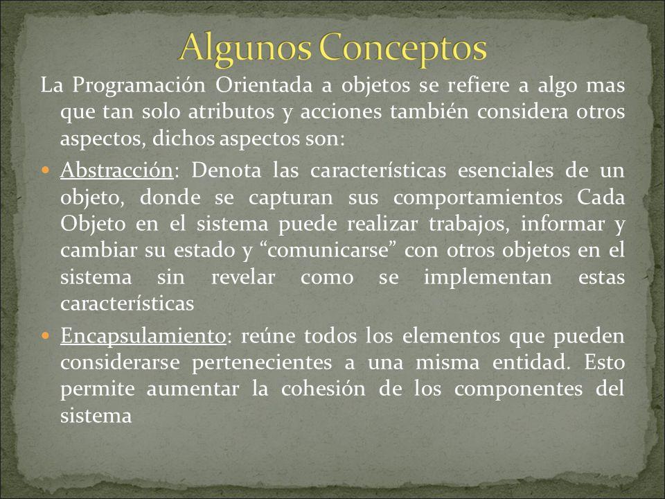 Esta compuesto por diversos elementos gráficos que se combinan para conformar diagramas y cuanta con reglas para combinar dichos elementos Uno de los