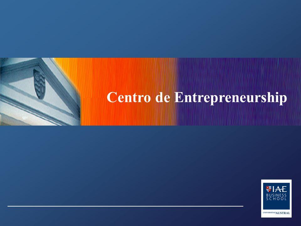 Centro de Entrepreneurship