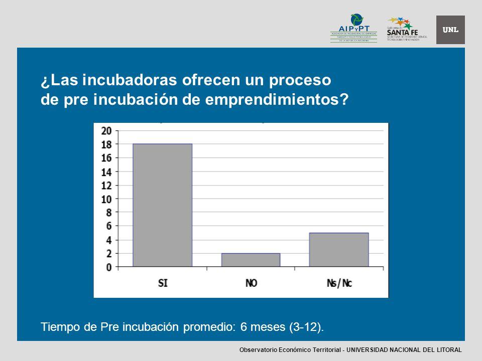 Tiempo de Pre incubación promedio: 6 meses (3-12).