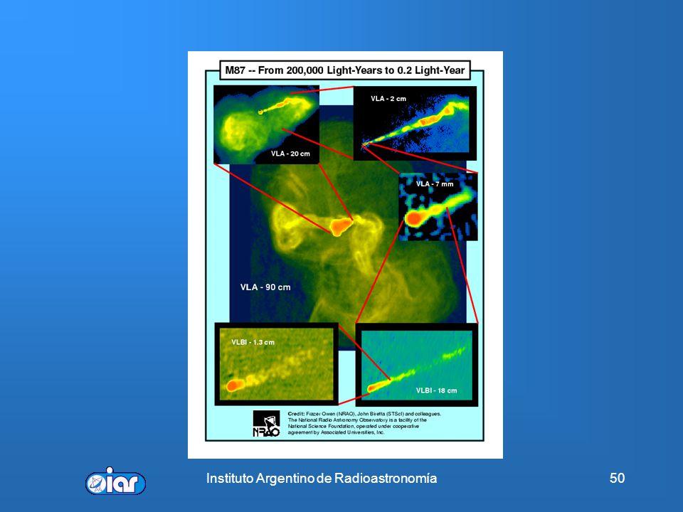 Instituto Argentino de Radioastronomía49