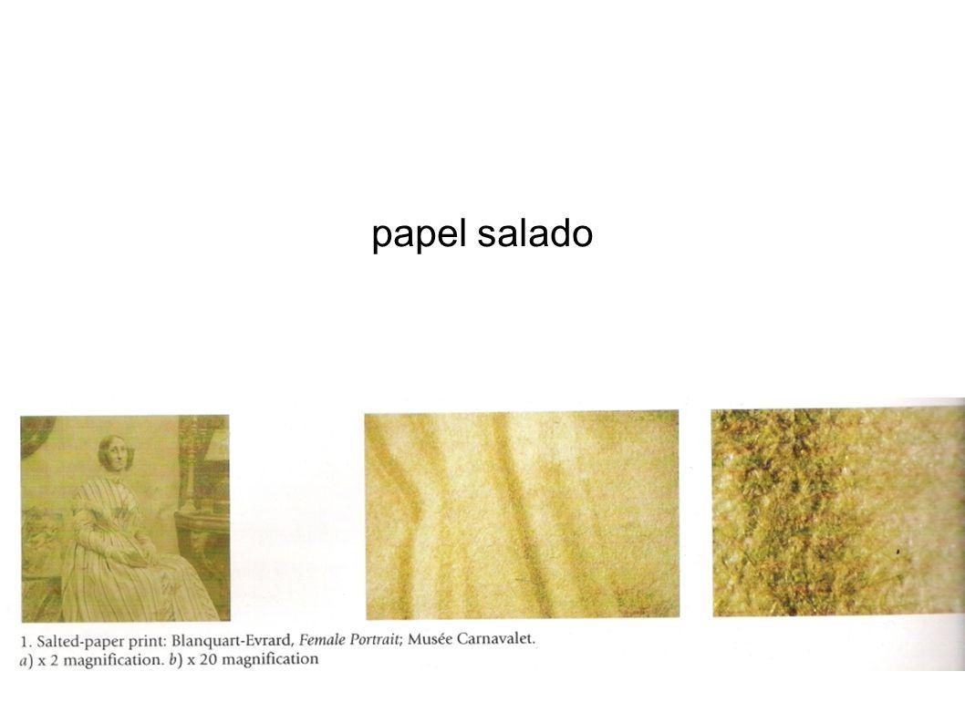 papel salado