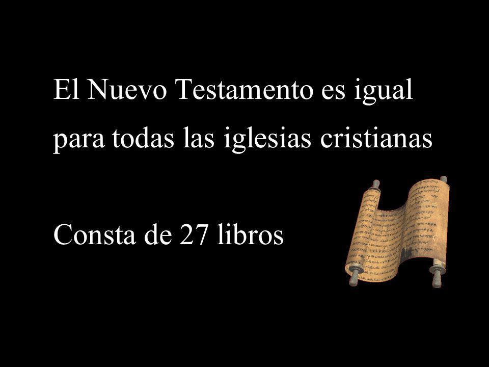 En el Nuevo Testamento aparecen cuatro géneros literarios mayores Evangelios Hechos Cartas Apocalipsis