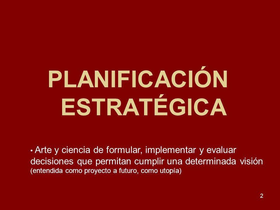 13 PRESUPUESTO Asignación de recursos Alternativas financieras ORGANIZACIÓN Y PERSONAL Estructura y sistema de gerenciamiento Normativa.