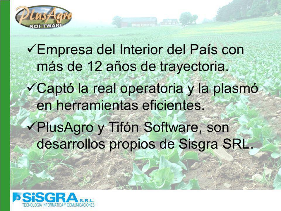 SISTEMA DE GESTIÓN AGROPECUARIA INTEGRAL