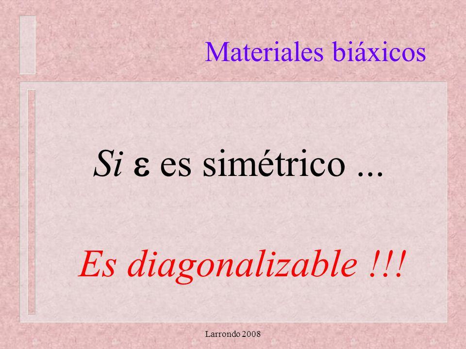 Larrondo 2008 Matrices simétricas y antisimétricas Cómo se construye
