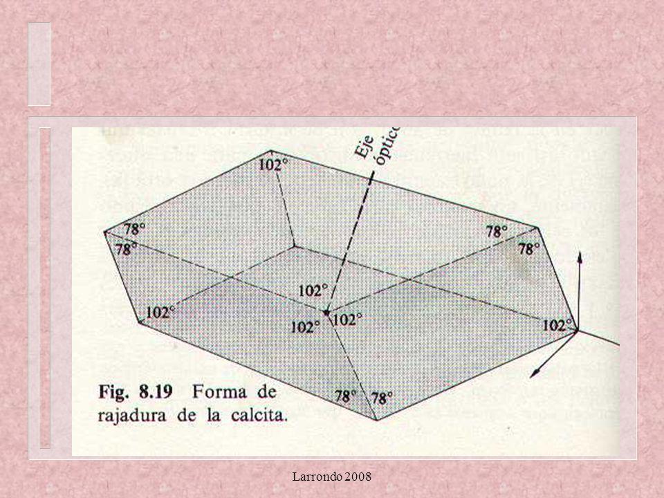 Larrondo 2008 Materiales biáxicos Si es simétrico... Es diagonalizable !!!