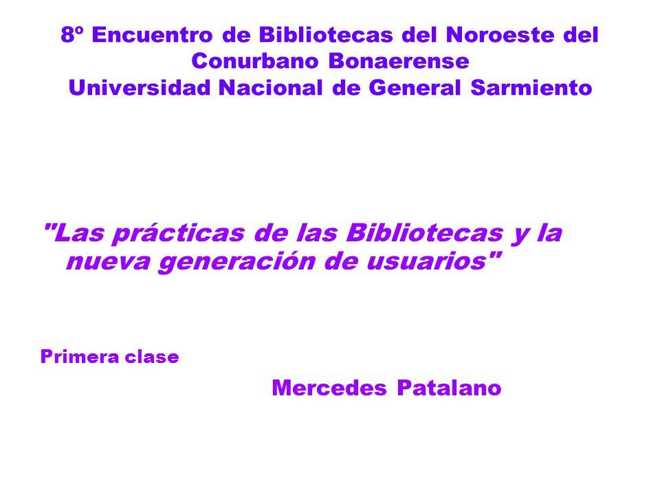 INTERACCION BIBLIOTECA USUARIOS Textos sobre uso de las bibliotecas universitarias: *Si busca por temas, debe utilizar los descriptores...