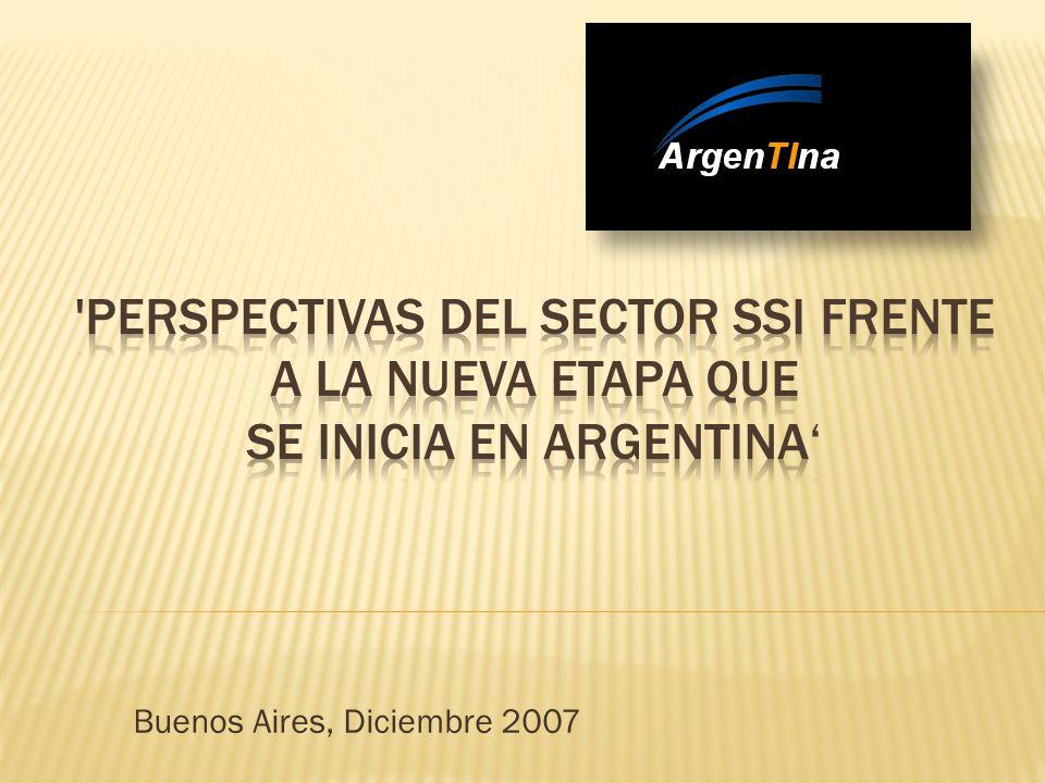 Buenos Aires, Diciembre 2007