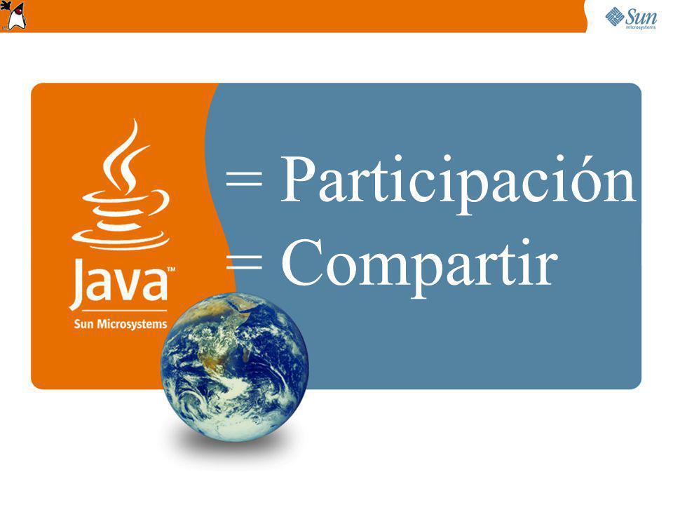 = Participación = Compartir