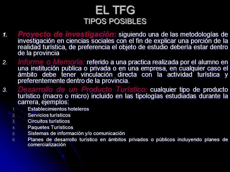 EL TFG TIPOS POSIBLES 1.