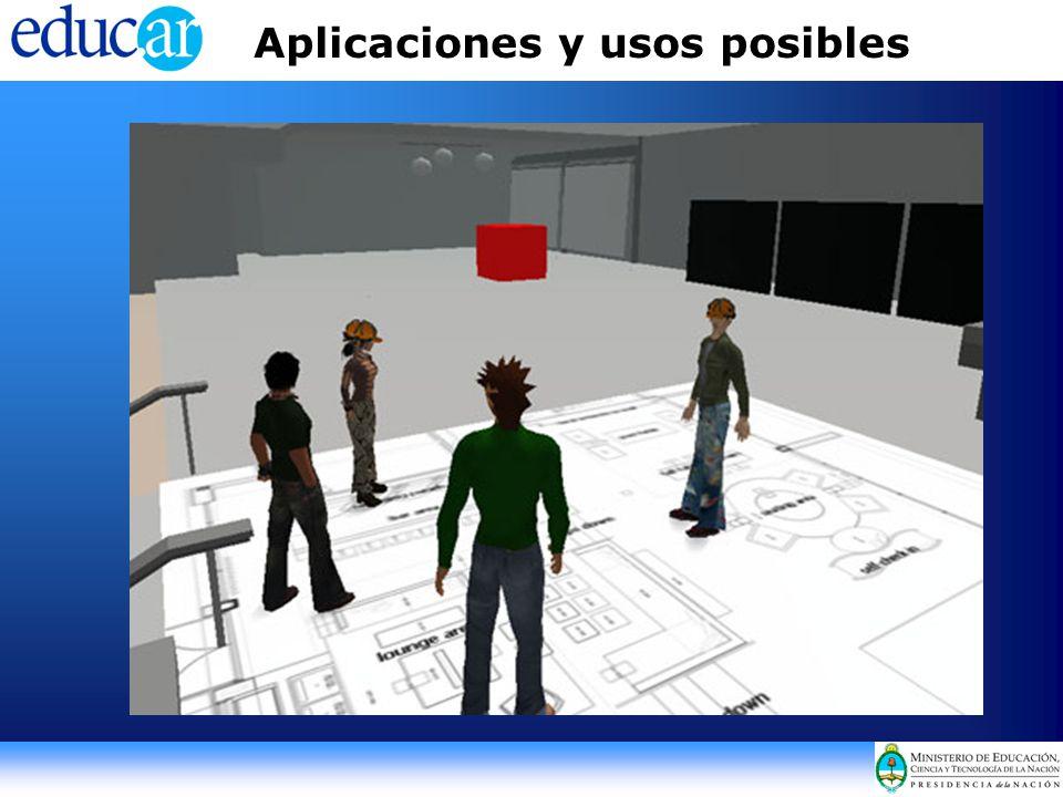 Aplicaciones y usos posibles