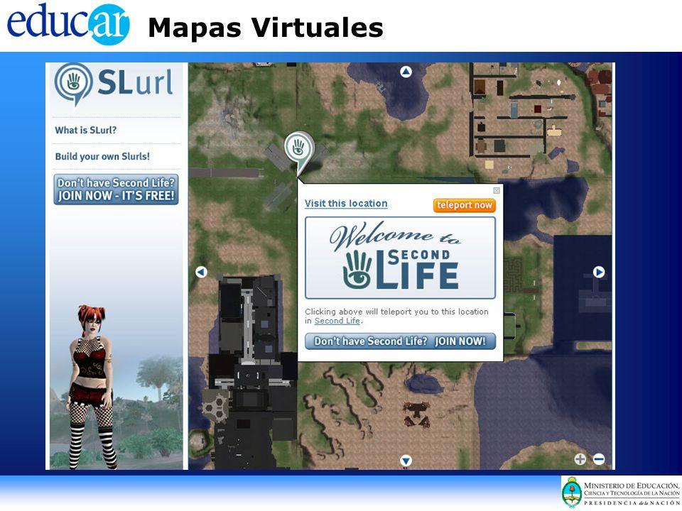 Mapas Virtuales