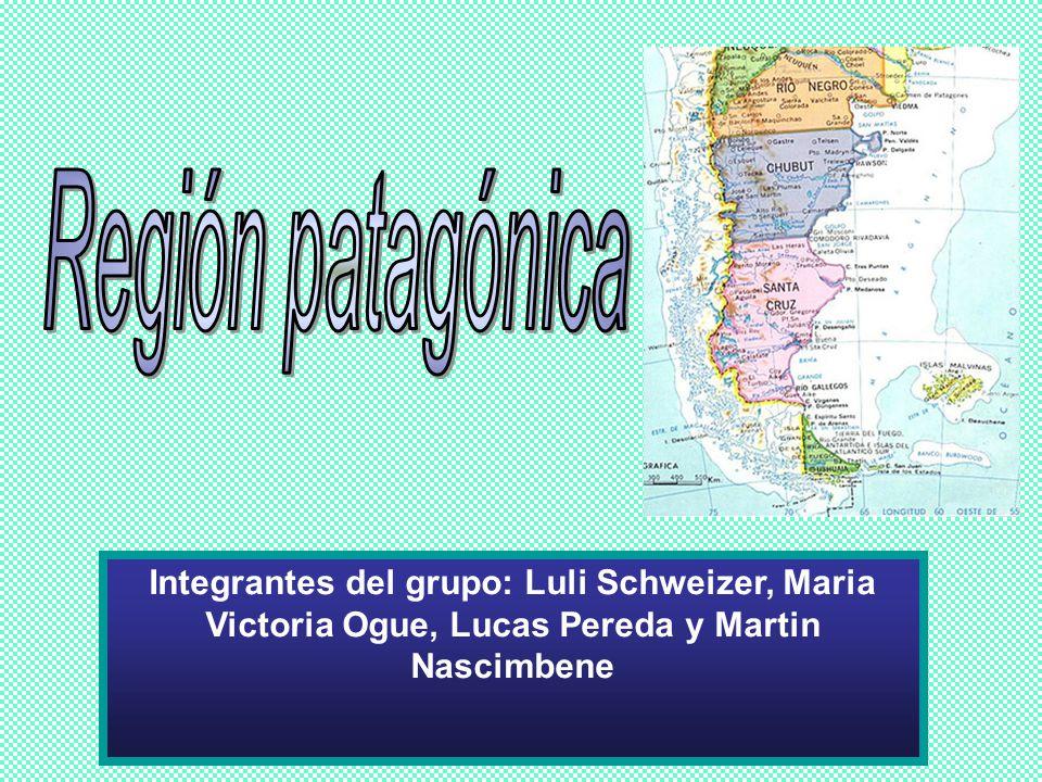 Esta ubicada al sur de la Argentina.