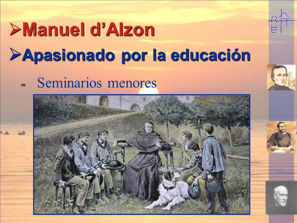 Manuel dAlzon Manuel dAlzon -Colegio en Nîmes