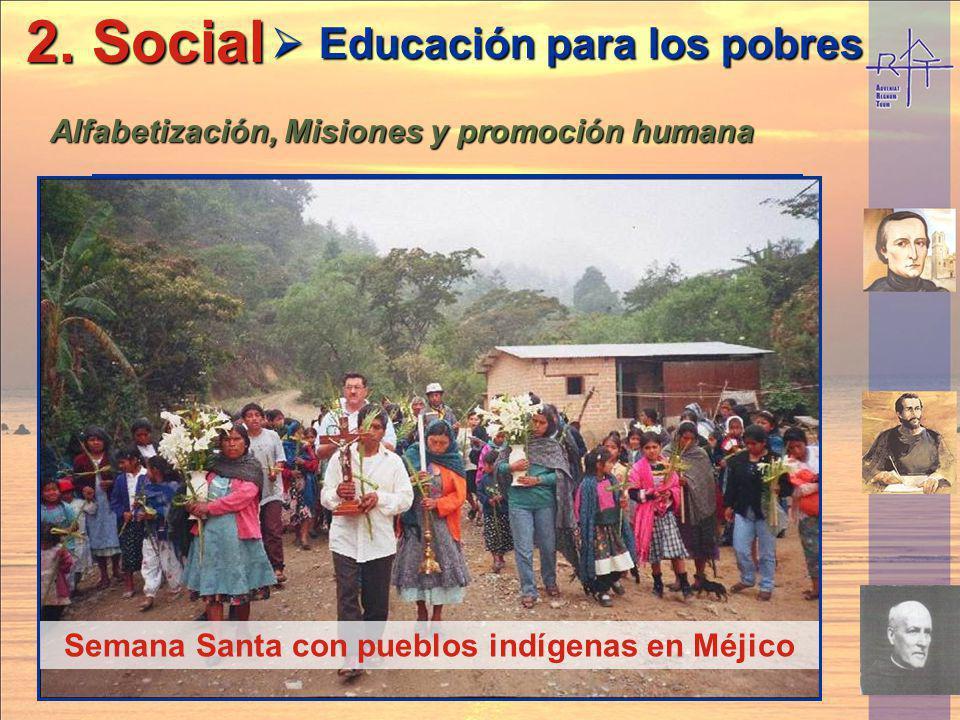 Seminarios menores en Miribel-les-Echelles 2. Social 2. Social Educación para los pobres Educación para los pobres Educación en Madagascar Semana Sant