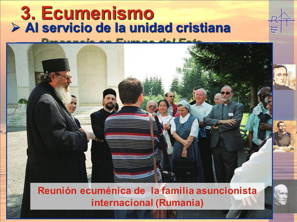 Al servicio de la unidad cristiana Presencia en Europa del Este, Al servicio de la unidad cristiana Presencia en Europa del Este, espiritualidad Crist