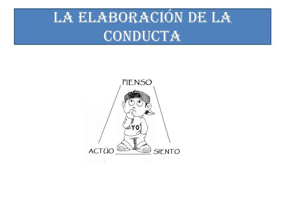 La elaboración de la conducta