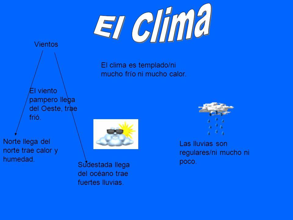 Al norte se encuentran Entre Ríos, Santa Fe y Córdoba. Al sur esta Río Negro y el Océano Atlántico. Al este se encuentran el Océano Atlántico y el Río