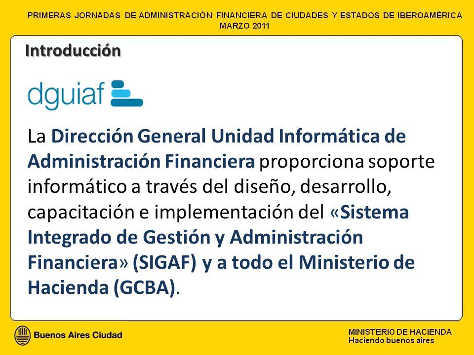 Sistema Integrado de Información Financiera Local Unificado (SLU) perteneciente a la Secretaría de Hacienda del Ministerio de Economía de La Nación.