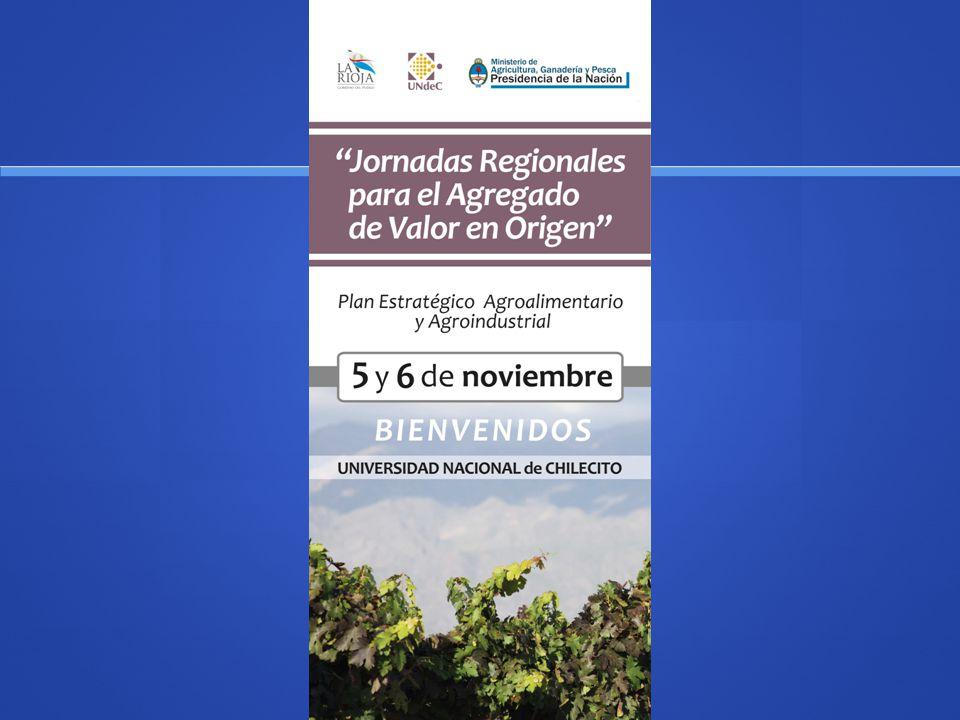 PEA2 - UNdeC Consolidación Tecnológica de la Producción Orgánica en las Cadenas de Valor Agroalimentarias del Valle de Famatina como Modelo de Desarrollo Regional Sustentable Consolidación Tecnológica de la Producción Orgánica en las Cadenas de Valor Agroalimentarias del Valle de Famatina como Modelo de Desarrollo Regional Sustentable