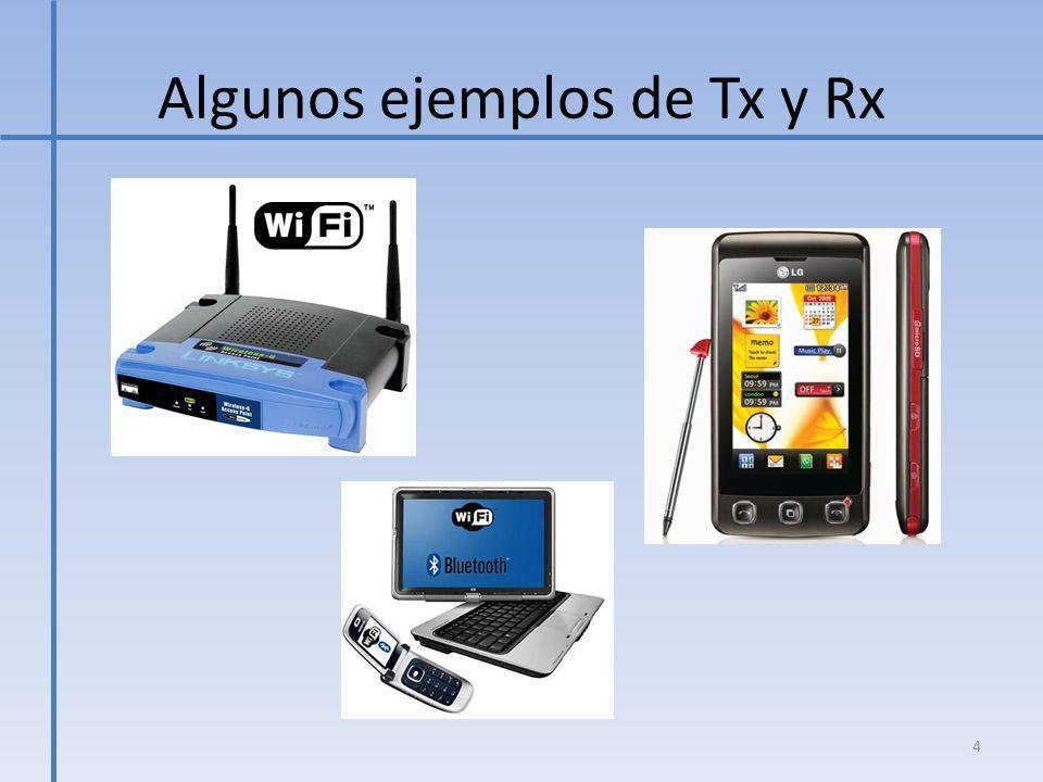 ¿Por qué TX y RX digitales.Versatilidad.