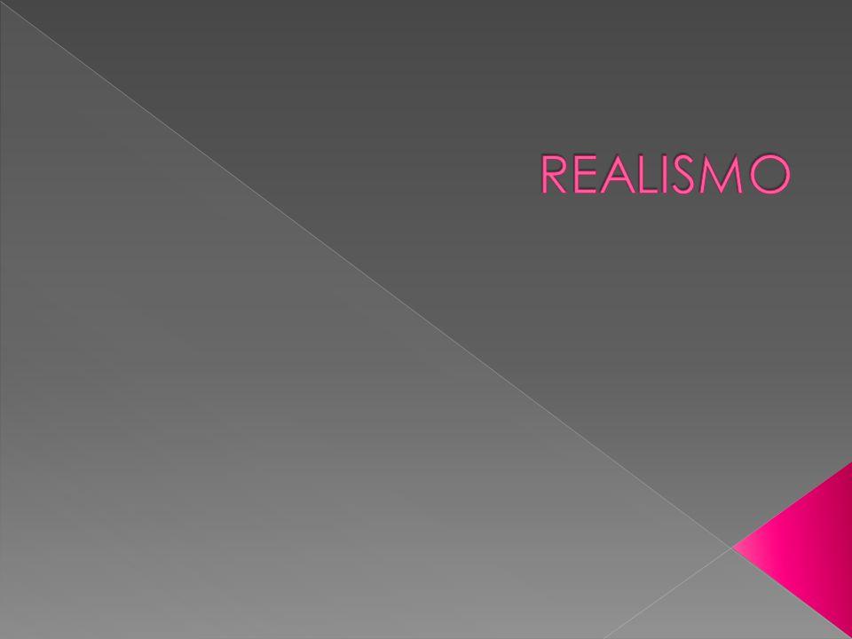 El realismo es un género literario que surgió en el siglo XIX, como respuesta al Romanticismo.